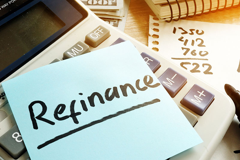 Mobile Home Refinance In California
